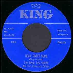 Don Reno, Red Smiley And The Tennessee Cutups - Green Mountain Hop / Home Sweet Home download album