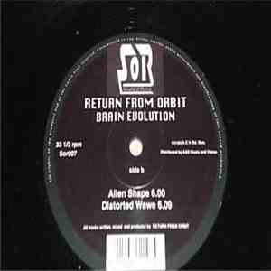 Return From Orbit - Brain Evolution download album