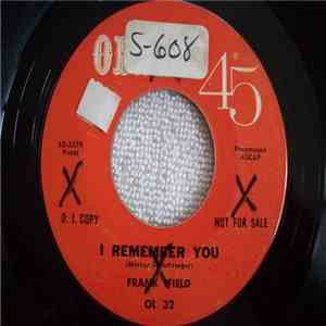 Frank Ifield / Jimmy Reed - I Remember You / Honest I Do download album