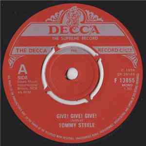 Tommy Steele - Give! Give! Give! download album