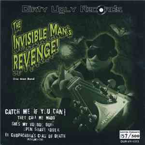 The Invisible Man's Revenge!, Ghosts Run Wild - Catch Me If You Can ! download album
