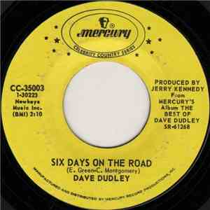Dave Dudley - Six Days On The Road / Truck Drivin' Son-Of-A-Gun download album