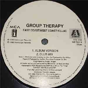 Group Therapy - East Coast/West Coast Killas download album