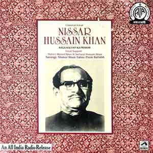 Ustad Nissar Hussain Khan - Classical Vocal download album