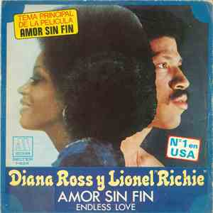 "Diana Ross y Lionel ""Richie"" - Amor Sin Fin = Endless Love download album"