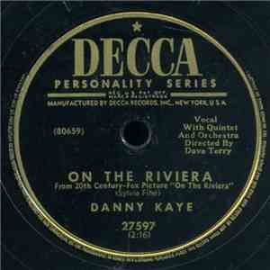 Danny Kaye  - On The Riviera / Ballin' The Jack download album