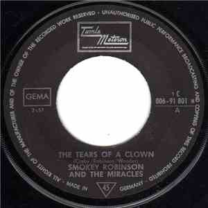 Smokey Robinson And The Miracles - The Tears Of A Clown download album