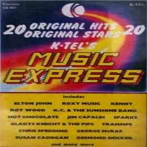 Various - Music Express (20 Original Hits, 20 Original Stars) download album